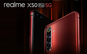 Realme X50 Pro 5G: All Set for the Global Launch, will Cost Around 115,000 PKR in Pakistan