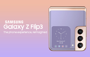 Samsung Galaxy Z Flip3 Renders Leaked; Here's Your First Look at the Upcoming Clamshell Flagship