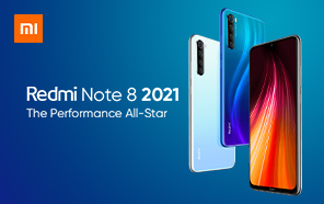 Redmi Note 8 2021 Officially Teased as the Original Note 8 Edition Sells More than 25M Units Globally