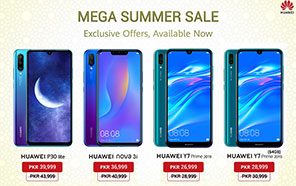 Mega Summer Offer: Huawei has Announced Amazing New Prices for some of its models, effective today 21st June 2019.