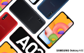 Samsung Galaxy A02 Featured in Another Certification; Has a 5000 mAh Battery and Support for Fast Charging