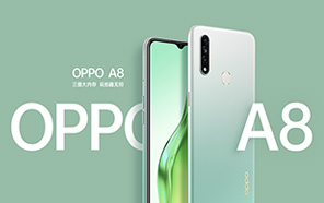 Oppo A8 Goes Official with Triple Rear Camera, 4,230mAh battery and Color OS 6.0