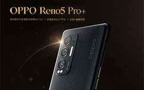 Oppo Reno 5 Pro Plus 5G Teasers Confirm the 50MP Sony-made Camera, Snapdragon 865, and 65W Charging