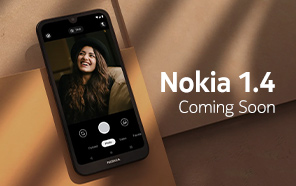 Nokia 1.4 is Next to be Announced; Specifications, Pricing, and Color Options Leak Online