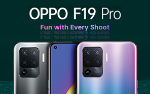 Oppo F19 Pro Launches in Pakistan; The Mid-range Oppo is Currently Up for Pre-order