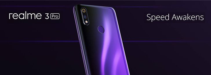 9ebbe24aa Realme 3 Pro got official with with a whopping 4000mAh battery and  Snapdragon 710