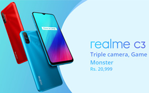 Realme C3 New April Update is Out, Patches Security Vulnerabilities and Optimizes the Camera