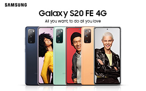 New Samsung Galaxy S20 FE 4G Variant Debuts with Snapdragon 865 and Competitive Pricing