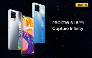 Realme 8 and Realme 8 Pro are Officially Launching in Pakistan on April 28; Here are the Details