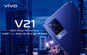 Vivo V21 4G Price in Pakistan; Coming to the local market in Just 8 Days; Here are the Details