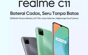 Realme C11 Leaked in a Press Render, Here are the Design and Chipset Details