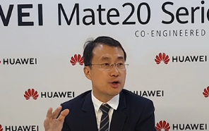 Interview with Kevin Ho, president of the mobile handset division of Huawei