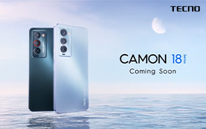 Tecno Camon 18, Camon 18P, and Camon 18 Premier Are Coming to Pakistan Next Month