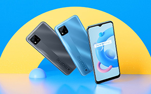 Entry-level Realme C20 Announced With MediaTek Helio G35 and a 5000 mAh Battery