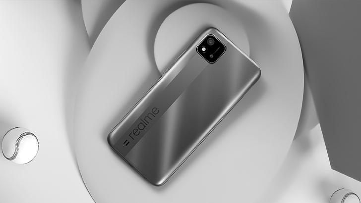 Entry-level Realme C20 Announced With MediaTek Helio G35 ...
