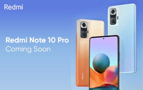 Redmi Note 10 Pro & Note 10 Featured in Hands-on Photos; Here's Your First Look at the Upcoming Budget Series