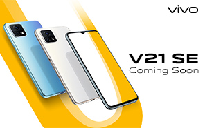Vivo V21 SE Certified Before Its Upcoming Launch; Coming Soon with Dimensity 800U SoC