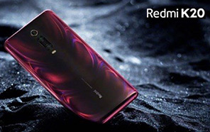 This is what the Redmi K20 mobile phone looks like, Triple Camera setup confirmed