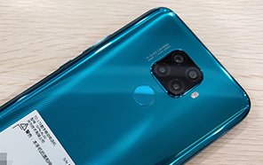 Huawei Mate 30 Lite real images leaked online, Coming soon with a Punch hole display & Quad Rear Cameras