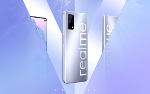 Realme V5 Officially Announced, Accompanying Teaser Poster Reveals a Redesign and a Quad-camera