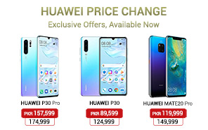Huawei P30 Pro, P30 and Mate 20 Pro get Huge Price Cuts in Pakistan