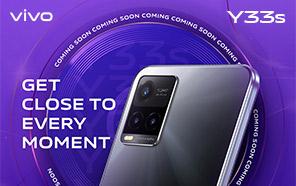 Vivo Y33s Officially Teased in Pakistan; MediaTek Gaming Chip, Clear Display, and Sleek Design