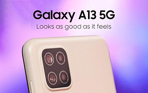 Samsung Galaxy A13 to Feature 5G Support, 50MP camera, and 5000 mAh Battery