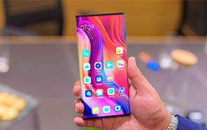 Xiaomi Mi MIX Alpha to Go Official Soon Featuring an All Display Full Glass body and 108MP Camera