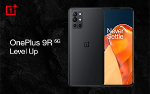 OnePlus 9R Goes Official with Snapdragon 870, 120Hz OLED Display, and 65W Fast Charging
