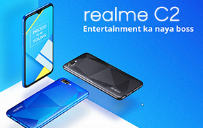 Realme C2 is Coming Soon to Pakistan with Diamond-Cut design and an amazing price tag