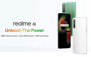 Realme 6i to Arrive in Pakistan on April 27th, Another Budget Gaming Phone from Realme