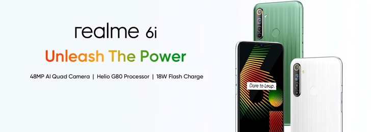 Realme 6i to Arrive in Pakistan on April 27th, Another ...
