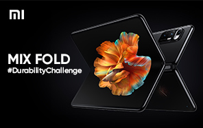 Mi MIX Fold Withstands Rigorous Durability Test; Survives after 4,00,000 Bendings, Enough for 10 Years