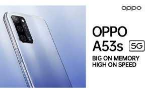Oppo A53s is Debuting Globally Next Week; Launch Timeline, Features, and Pricing