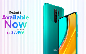 Xiaomi Redmi 9 Launches in Pakistan With a Quad-camera and a 6.53-inch FHD+ Screen