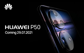 Huawei P50 Series is Debuting Towards the End of July with LTE Snapdragon 888 Chips