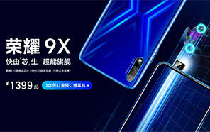 Honor 9X, 9X Pro got Official featuring Pop-up cameras, notch-less displays & Amazing prices.