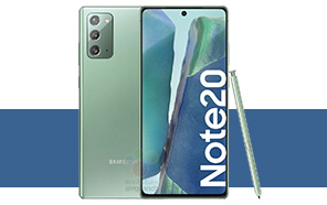 Samsung Galaxy Note 20 Featured in Mystic Green, New Renders Reveal Some Unexpected Downgrades