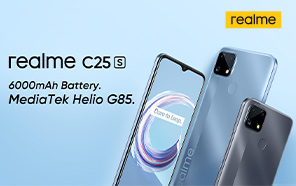 Realme C25s Price in Pakistan Revealed; Launches Tomorrow with Helio G85, Massive Battery & Fast Charging
