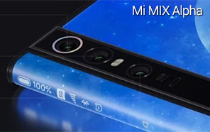 Xiaomi Mi Mix Alpha goes official: The smartphone from future comes with a 360° Surround Display & 108MP Triple Camera