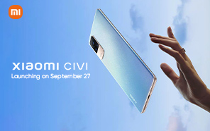 Xiaomi Civi Officially Teased on Social Media; Features an Ultra Slim and Sleek Design