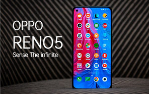 OPPO Reno5 Benchmarked: Features MediaTek's Flagship Chipset, Promising A Leap in Performance