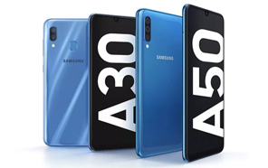 Samsung Galaxy A30 and A50 unveiled at MWC, Coming to Pakistan in March