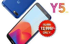 Huawei Y5 Lite Gets a Price Cut in Pakistan, Now Offered at a Discounted price of Rs 12,999