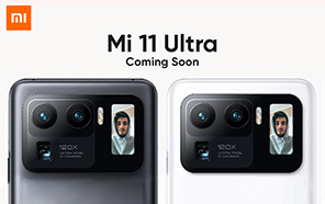Xiaomi Mi 11 Ultra to Use Samsung's New GN2 Sensor; Larger Sensor Size, Better Low-light & HDR Performance