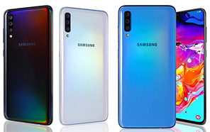 Galaxy A70: Another Samsung Heavyweight is now available in Pakistan!