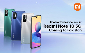 Xiaomi Redmi Note 10 5G is Launching in Pakistan Today; Dimensity Chip, 90Hz Screen, and Fast-Charging