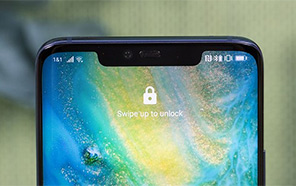Huawei Mate 30 Pro spotted in the wild with a unique waterfall Display