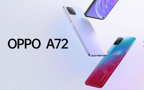 Oppo A72 5G Launched Featuring the New MediaTek Dimensity 720 5G Chipset and a 90Hz Display