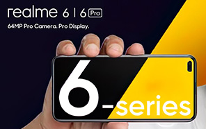 Realme 6 and Realme 6 Pro Officially Announced; Set to Feature a 64-megapixel camera package